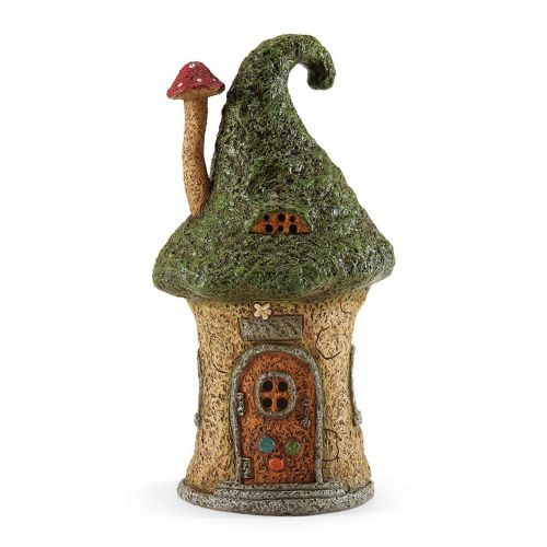 Enchanted Guardians Large Fairy Garden Moss House